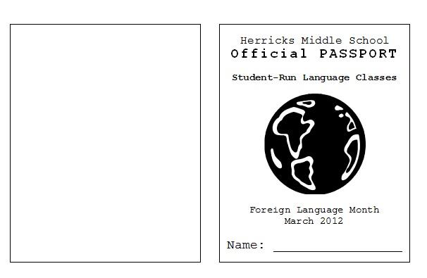Student Run Language Classes Resources